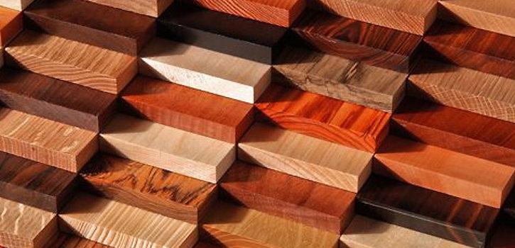 Exotické dřeviny